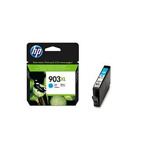 Blekkpatron HP 903XL T6M03AE 825 sider cyan