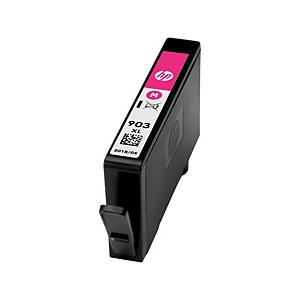 Tintenpatrone HP T6M07AE - 903XL, Reichweite: 825 Seiten, magenta
