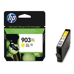 HP 903XL High Yield Yellow Original Ink Cartridge (T6M11AE)