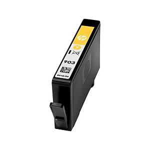 Tintenpatrone HP T6L95AE - 903, Reichweite: 315 Seiten, gelb