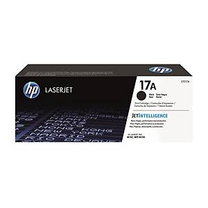 HP CF217A LaserJet Toner Cartridge - Black