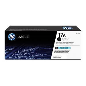 HP laserový toner 17A (CF217A), čierny
