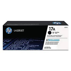 HP CF217A ORIGINAL LASER CARTRIDGE BLACK
