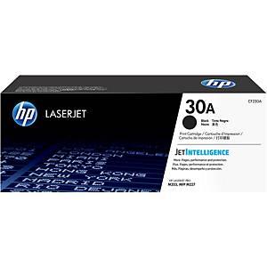Tóner Láser HP 30A - CF230A - negro