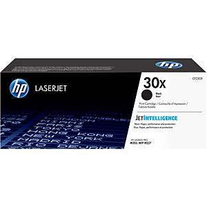 HP 30X CF230X laservärikasetti musta