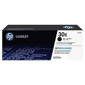 Cartouche de toner HP 30X - CF230X - noire