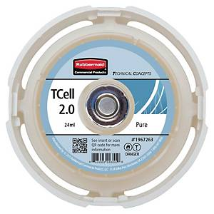Rubbermaid TCell 2.0 Pure ilmanraikastin täyttö hajusteeton