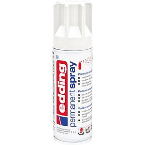 Spray Edding - branco mate