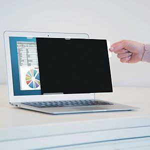 PrivaScreen™ Blickschutzfilter Fellowes 4813001, Weit, für 12,5 Zoll, 16:9