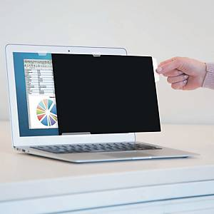 PrivaScreen™ Blickschutzfilter Fellowes 4802001, Weit, für 15,6 Zoll, 16:9