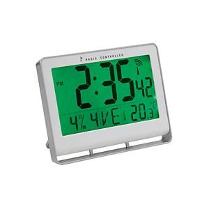 Relógio digital Alba - cinzento