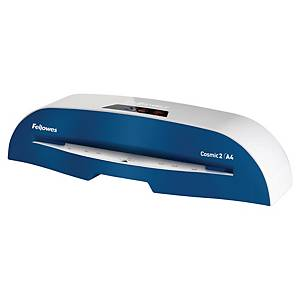 Plastifieuse Fellowes Cosmic 2 A4 - usage occasionnel - bleue