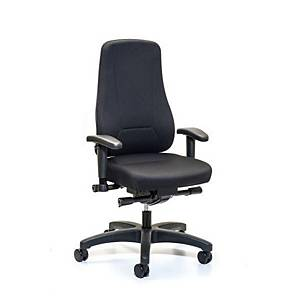 Interstuhl Younico 2456 Black Synchrone Chair