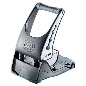 Hullemaskin Maped Easy, 2 hull, grå metall