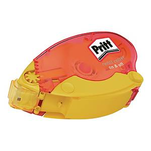 Pritt refillable adhesive roller not permanent 8,4mmx16 m