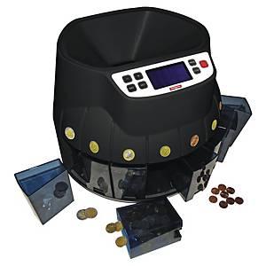 Münzzähler und Sortierer Reskal FA62335, max. Kapazität: 1.100 Münzen