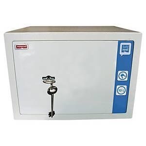 Tresor Reskal SM1, Volumen: 9,9 Liter, Gewicht: 3,2 kg, weiß