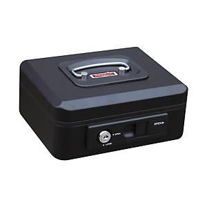 Kasetka z przyciskiem RESKAL 300 x 240 x 90 mm, czarna