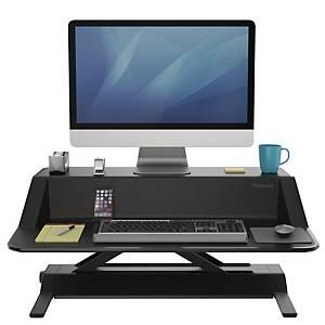 SIT-STAND pracovní stanice FELLOWES 0007901 LOTUS, černá