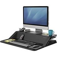 Sitz-Steh-Workstation Fellowes 0007901 Lotus, höhenverstellbar, schwarz