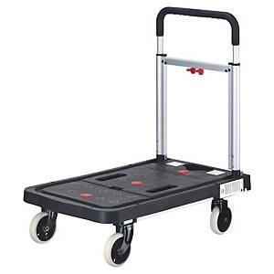 Transportvagn Safetool, extra hopfällbar, lastkapacitet upp till 150 kg