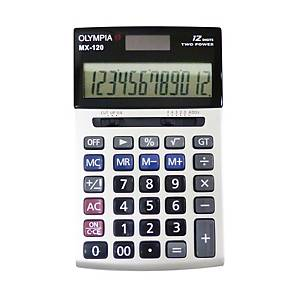OLYMPIA Mx-120 Desktop Calculator 12 Digits
