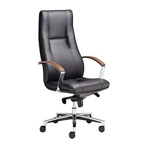 Nowy Styl King irodai szék, fekete