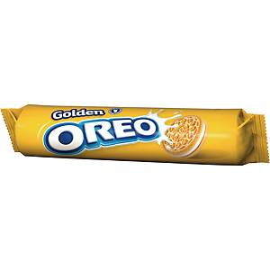 Kiks Oreo Cookies Golden, 154 g