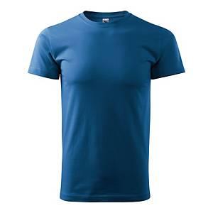 Koszulka MALFINI HEAVY NEW, lazurowa, rozmiar L