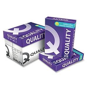 QUALITY PURPLE White A4 Copy Paper 80G 5 Reams/Box