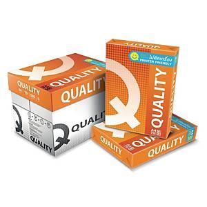 QUALITY ORANGE White A4 Copy Paper 70G 5 Reams/Box