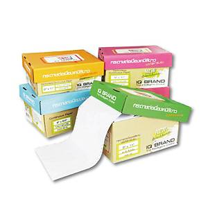 IQ CARBONLESS CONTINUOUS PAPER 2 PLY 9  X11   BOX OF 1000 WHITE