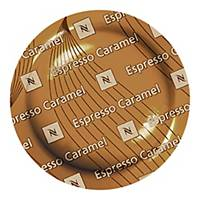 Nespresso Espresso Caramel - Box of 50 Coffee Capsules