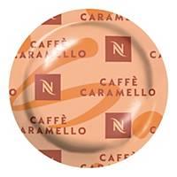 Kawa w kapsułkach NESPRESSO ESPRESSO CARAMEL, 50 szt. (box)