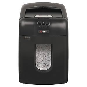 Rexel Auto+ 130M Aktenvernichter, DIN P-5, Micro-Cut