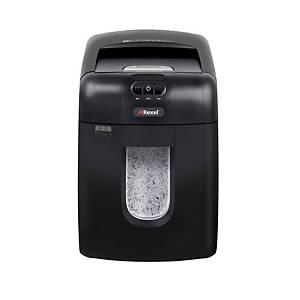 Destructeur de papier automatique Rexel Auto+130M, micro rognures, 1 utilisateur