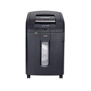 Rexel Auto+600X destructuer croisée automatique
