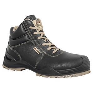 Chaussures de sécurité montantes Aimont Fortis S3 - noires - pointure 45