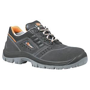 Chaussures de sécurité basses Upower Rotational S1P - grises - pointure 42