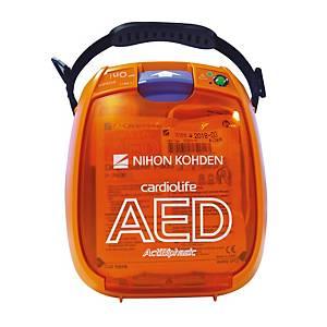 /Kit All Inclusive DAE Nihon Kohden AED-3100 con borsa e kit fissaggio