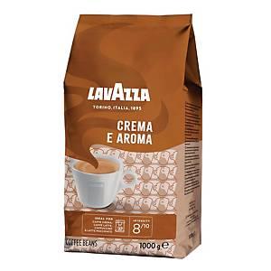 LAVAZZA CREMA AROMA COFFEE BEAN POUCH1KG