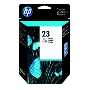 HP C1823D inkjet cartridge nr.23XL color [620 pages]