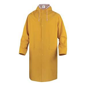 Deltaplus Yellow Raincoat Size Medium