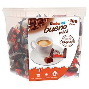Kinder Bueno Minis - Tub of 180