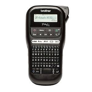 Beschriftungsgerät Brother P-touch H110, mit QWERTY-Tastatur