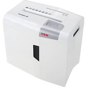 Aktenvernichter HSM shredstar X5 4,5x30mm, Partikelschnitt, P-4