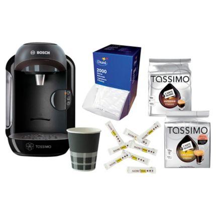 A Pack Démarrage Café Tassimo Machine De Vivy TF1cKJ3l