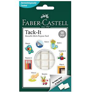 Hæftemasse Faber-Castell, 50 g, pakke a 25 stk.