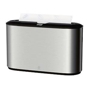 Tischspender für Multifold-Handtücher Tork Xpress 460005, H2, stahlgrau