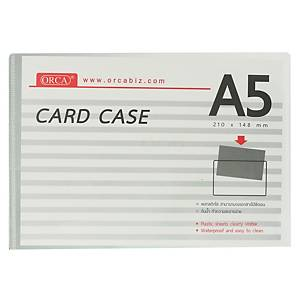 ORCA CARD CASE PVC A5
